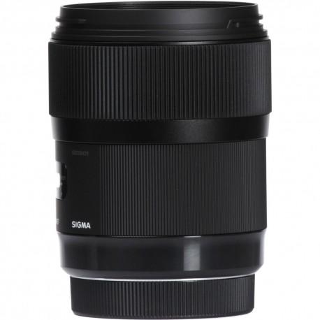 Objektīvi un aksesuāri - Sigma 35mm F1.4 DG HSM objektīvs uz Canon EF ART noma