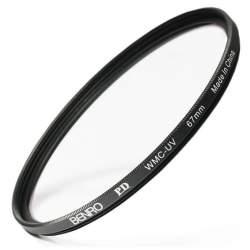 Objektīvu filtri - Benro PD UV WMC 58mm filtrs - perc šodien veikalā un ar piegādi