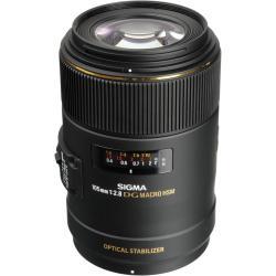 Lenses and Accessories - Sigma 105mm f/2.8 EX DG OS HSM Macro lens for Nikon rental