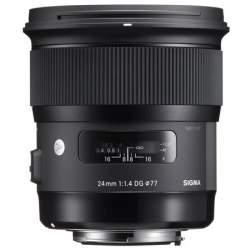 Объективы и аксессуары - Sigma 24mm f/1.4 DG HSM Art широкий объектив для Sony E-Mount аренда