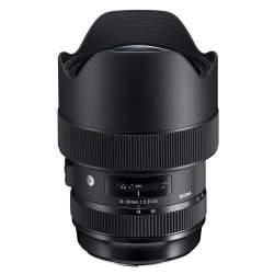 Объективы и аксессуары - Sigma 14-24mm F2.8 DG HSM Art широкоугольный объектив на Nikon F mount аренда