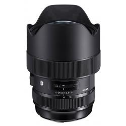 Lenses and Accessories - Sigma 14-24mm F2.8 DG HSM Art wide angle Nikon F mount rental