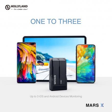 Foto un Videotehnika - HOLLYLAND MARS X bezvadu HDMI raidītāis MARSX noma