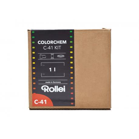 Foto laboratorijai - Rollei C-41 Kit 1l - perc šodien veikalā un ar piegādi