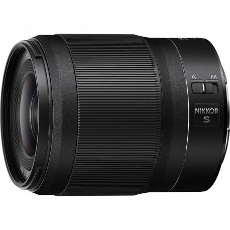 Objektīvi un aksesuāri - Nikon NIKKOR Z 35mm f1.8 S pilnas matricas objektīvs uz Nikonu noma