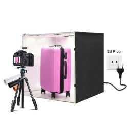 Light Cubes - Puluz Shadeless tent 80cm LED 8500 lumens PU5080EU - buy today in store and with delivery