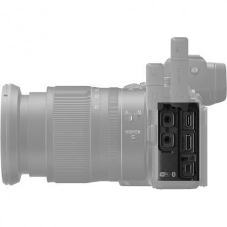 Foto un Videotehnika - Nikon Z6 II ar FTZ adapteri Nikona komplekts noma
