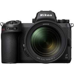 Foto un Videotehnika - Nikon Z6 II ar NIKKOR Z 24-70mm f/4 S un FTZ adapteri kameras kompelkta noma
