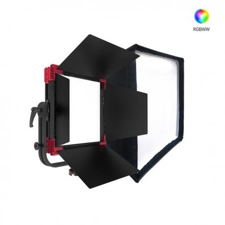 LED Gaismas paneļi - VIBESTA RAYZR7 MC120 Multi Color RGBWW Soft LED Panel light + NVM-95 95Wh V-Mount - быстрый заказ от производителя