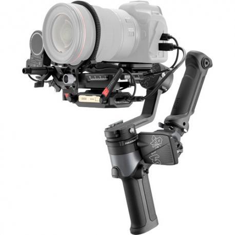Zhiyun Weebill 2 Pro stabilizer w. Focus/zoom motor, Transmitter AI