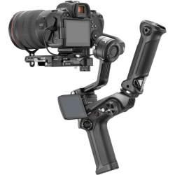 Video stabilizatori - Zhiyun Weebill 2 Combo stabilizer w. LCD, Sling grip handle, bag - купить сегодня в магазине и с доставкой