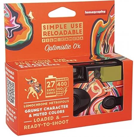 LomographyfotoaparatasLomoChromeMetropolisOptimisticOX 40013527