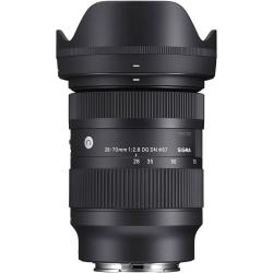 Lenses and Accessories - Sigma 28-70mm F2.8 DG DN Sony E-mount rental