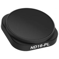 Action kameru aksesuāri - Telesin Rotatable ND8/16/32-CPL Filter Set For GOPRO HERO9 HERO10 - perc šodien veikalā un ar piegādi
