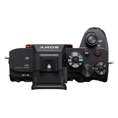 Sony A7S III Alpha Mirrorless foto video kamera ILCE7SM3/B 4k FF E-Mount 120p 10-Bit 4:2:2 noma