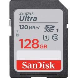 SanDisk Ultra SDXC UHS-I 120MB/s 128GB(SDSDUN4-128G-GN6IN)