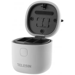 Telesin Allin Box Series Charger with two pcs full