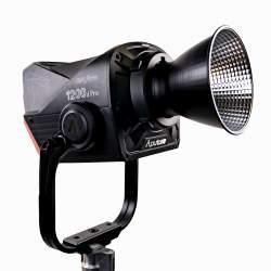 Aputure LS 1200d Pro 1200w LED S-Type 5600k 3x reflectors 0.1-100% Dust & Water Resistant