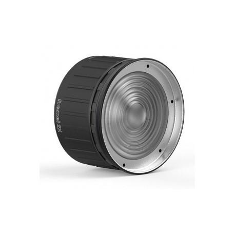Video gaismas - Aputure Fresnel 2X LED COB noma