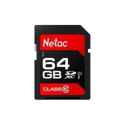 NETAC MEMORY SDXC 64GB UHS-I NT02P600STN-064G-R
