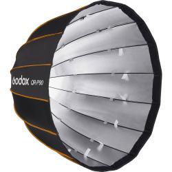 Softboksi - Godox QR-P90 softbox parabolic 90cm - perc šodien veikalā un ar piegādi