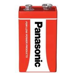 Baterijas, akumulatori un lādētāji - Panasonic battery 6F22RZ/1B 9V - perc šodien veikalā un ar piegādi