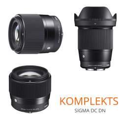 Объективы и аксессуары - Sigma 16mm F1.4 DC DN Sony E-mount аренда