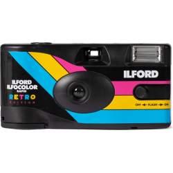 Плёночные фотоаппараты - ILFORD ILFOCOLOR SINGLE USE CAMERA RAPID RETRO EDITION 2005154 - быстрый заказ от производителя