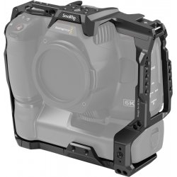 Рамки для камеры CAGE - SMALLRIG 3382 CAGE FOR BMPCC 6K PRO WITH BATTERY GRIP - быстрый заказ от производителя