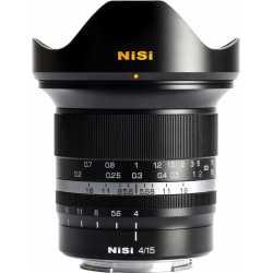 Объективы - NISI LENS 15MM F4 L MOUNT 15MM F4 L-MOUNT - быстрый заказ от производителя