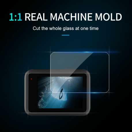 Telesin Tempered glass film for GoPro Hero 9