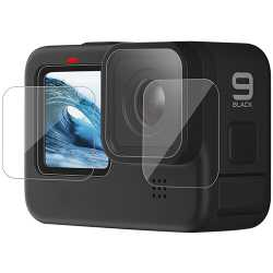 Telesin Screen and lens protector for GoPro Hero 9