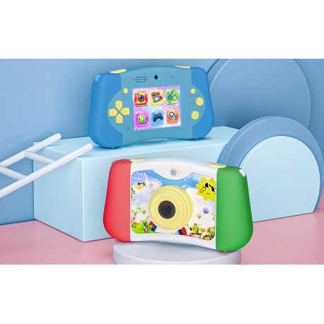 BlitzWolf BW-KC1 Kids Game Camera Blue
