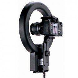 Objektīvi un aksesuāri - Falcon Eyes Ring Lamp FLC-65 65W + TMB-19Z