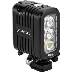 GoPro Aksesuāri - Knog Qudos LED gaisma silver/black - perc veikalā un ar piegādi