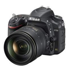 Spoguļkameras - Nikon D750 24-120mm VR Kit - ātri pasūtīt no ražotāja