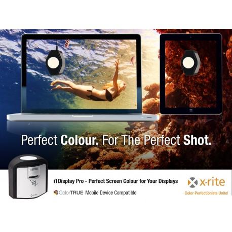 Kalibrācijas iekārtas - X-Rite i1Display Pro EODIS3 kalibrators - perc šodien veikalā un ar piegādi