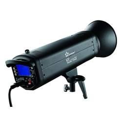 Studijas zibspuldzes - Linkstar Flash Head LF-750L with LCD Display - ātri pasūtīt no ražotāja