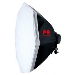 Ekonomiskās - Falcon Eyes dienas gaisma + Octabox 80cm LHD-B628FS 6x28W 290563 - perc veikalā un ar piegādi