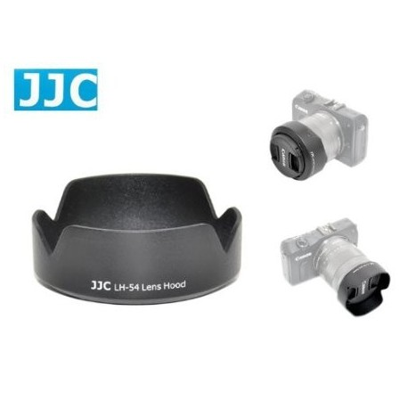 Blendes - JJC LH-54 aizstāj CANON EW-54 blendi Domāts canon filmu fotoaparātu objektīviem STM sērija - perc šodien veikalā un ar piegādi