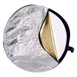 Складные отражатели - StudioKing Reflector 5 in 1 CRC5107 107 cm - купить сегодня в магазине и с доставкой