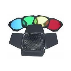 Accessories - Falcon Eyes Barndoor Kit rent