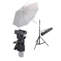 Aksesuāri - Portatīvās kameras zibspuldzes aksesuāri noma
