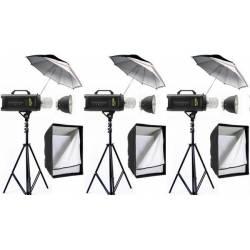 Lighting - 3x RimeLite 200W Kit rent