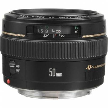 Lenses and Accessories - Canon EF 50mm f/1.4 rent