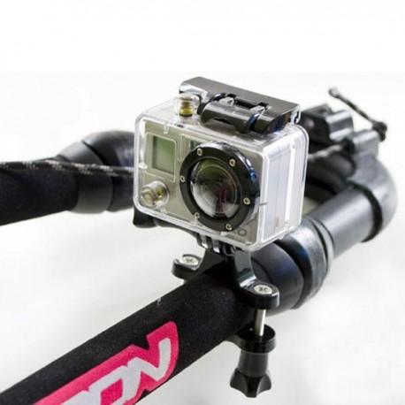 """""""Action"""" kameras - GoPro RIDE stūres stieņa stiprinājums noma"""