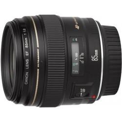 Objektīvi un aksesuāri - Canon EF 85mm f1.8 USM noma