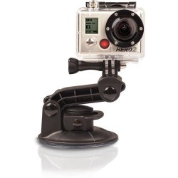 Action Cameras - GoPro Suction cup rent