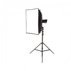 Lighting - Bowens 500Pro/500Pro zibspuldzes komplekts rent