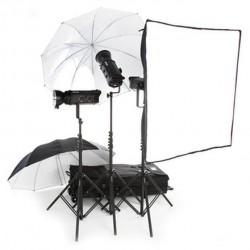 Lighting - Bowens 500Pro/500Pro/750+ zibspuldžu komplekts rent